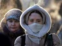 Аномально-холодная погода с 7 по 11 февраля