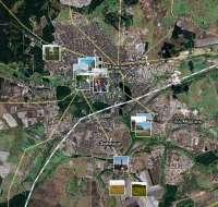 Фото мест на карте города Клинцы