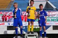Футбол. Ежегодный детский турнир «Локобол-2011-РЖД»