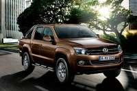 Volkswagen  Amarok  - одна машина для всех задач