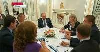 Владимир Путин обсуждал проблемы Клинцов и Брянской области