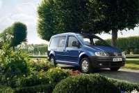 Через любые препятствия. Volkswagen Caddy Kasten