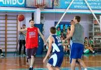 Виталий Фридзон принял участие в баскетбольном турнире в Клинцах