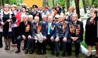 На братском кладбище Клинцах прошла панихида в память о погибших