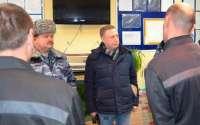 В клинцовскую исправительную колонию приехал журналист канала «Россия»