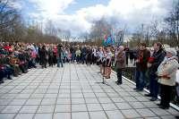 Сбербанк провел праздник для ветеранов Наро-Фоминского района