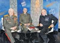 Генералу-полковнику Георгию  Кондратьеву - 70 лет