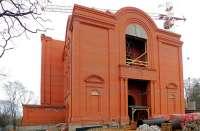 В Клинцах близится к завершению постройка собора