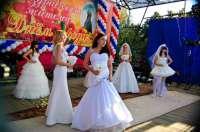 Показ моделей свадебных платьев