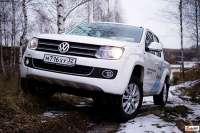 Фольксваген Центр Брянск встречает весну на Volkswagen Amarok