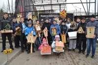 Жители Клинцов благоустроили центр города при поддержке Tele2