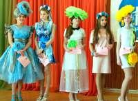 В Клинцах состоялось дефиле экологической одежды под названием «Эко-мода»