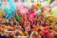 Всероссийский фестиваль красок едет в Клинцы 4 мая