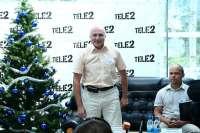 TELE2 Брянск: 1 год на связи