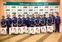 Соревнования Volkswagen Junior Masters 2013