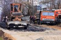 Ремонт дорог в Клинцах продолжается