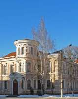 Дом Сергея Барышникова в Клинцах