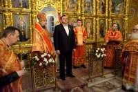Александр Резунов был награжден за заслуги перед Брянщиной