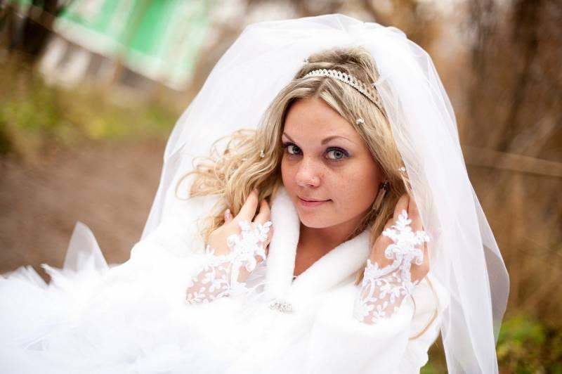 фото невесты пор