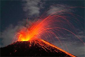 Проснутся вулканы