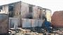 Полностью сгорел один из корпусов гостиницы «Уют»