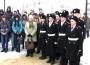 Митинг памяти посвящённый 24 годовщине вывода советских войск из ДРА