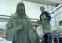 Новая работа скульптора Александра Смирнова