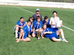 Футбольный марафон в «Солнечном»