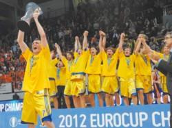 Виталий Фридзон – обладатель Кубка Европы
