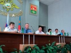 Состоялось подведение итогов работы МО «Клинцовский»